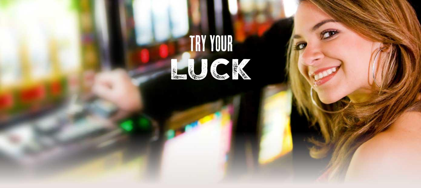 Louisiana's Cajun Coast - Try your luck in our casinos.